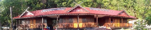MYVilla Longhouse Exterior View