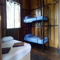 MYVilla Longhouse Room Interior View